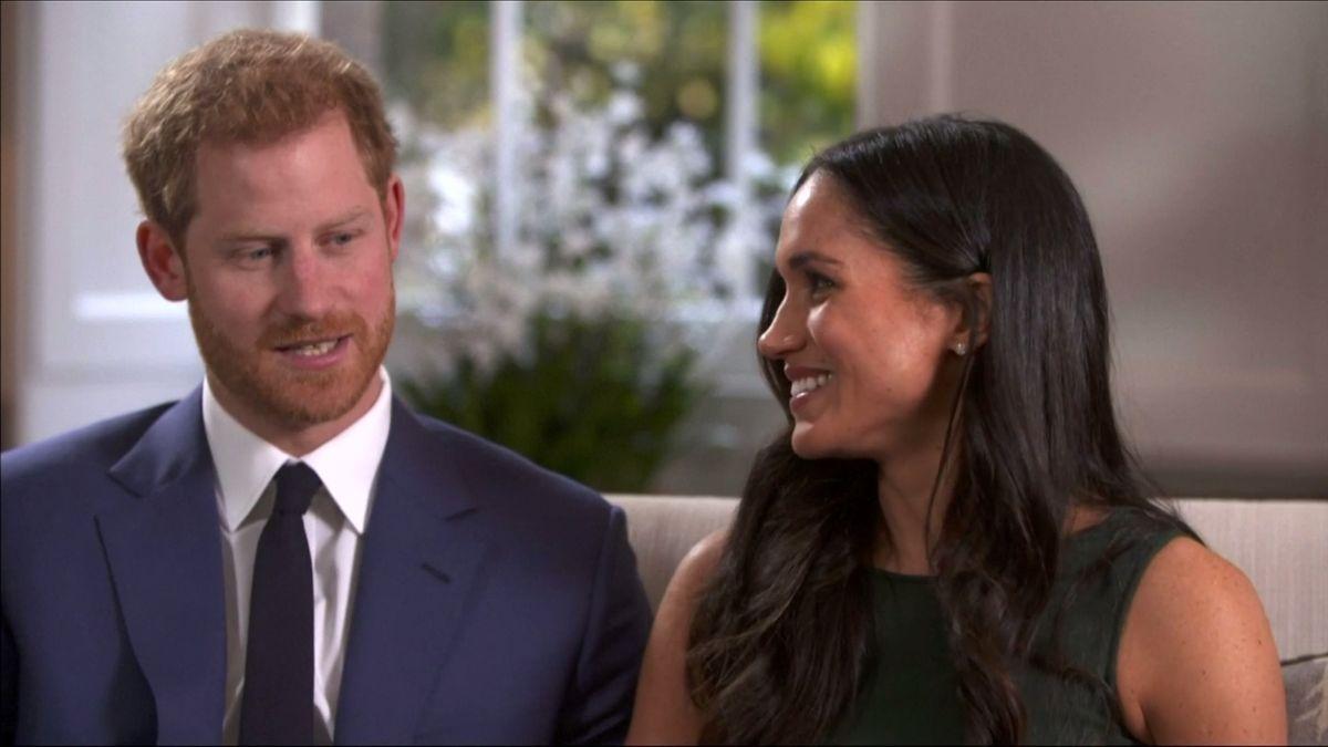 Jak vlastně požádal princ Harry Meghan o ruku? Žádost byla stejně nečekaná jako romantická