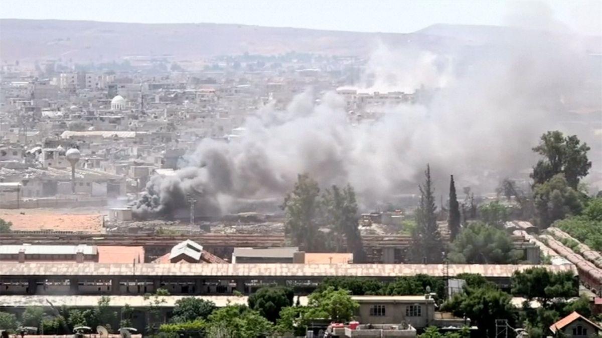 Sýrie se dočká podpory od Ruska, to do Damašku posílá protiraketovou obranu