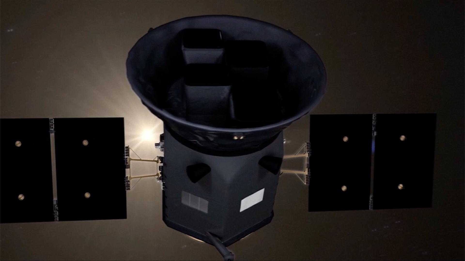 Raketa Falcon 9 vynesla na oběžnou dráhu vesmírný teleskop TESS. Má objevovat planety mimo naši sluneční soustavu