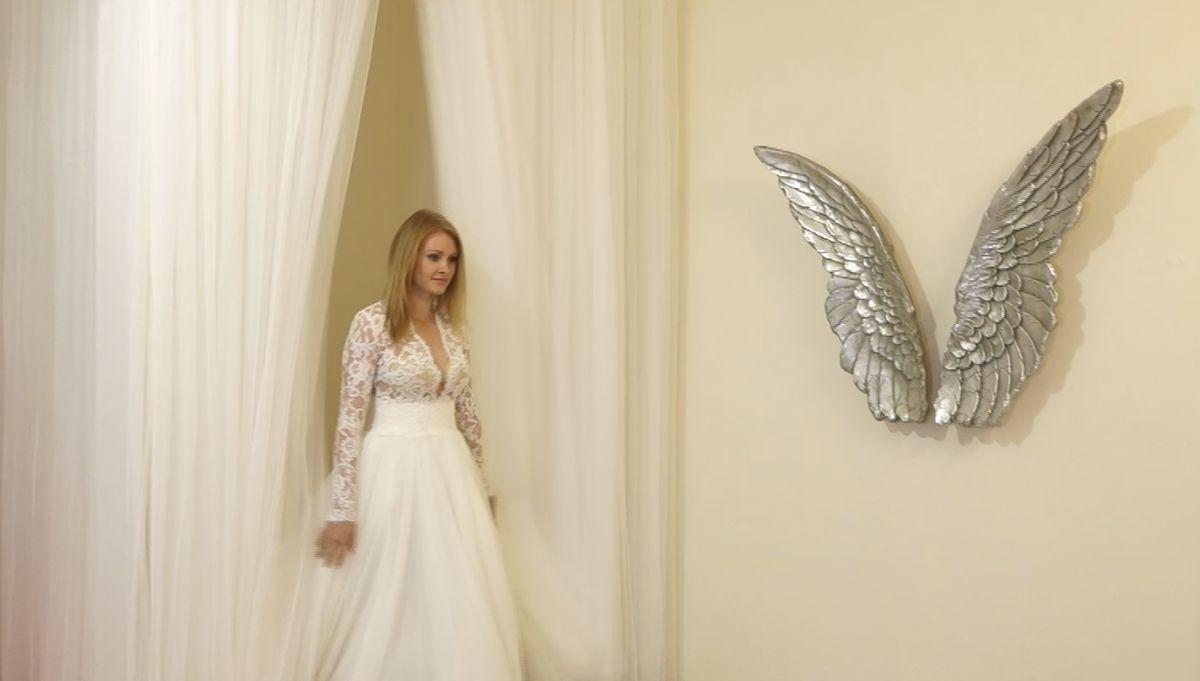 Jak vybrat svatební róbu a kdy je nejlepší vybírat? Poradí majitelka půjčovny šatů