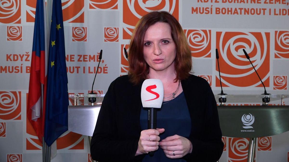 Hamáček má podporu pro vyjednávání s ANO, expertní týmy ho kritizovaly za nedostatek informací