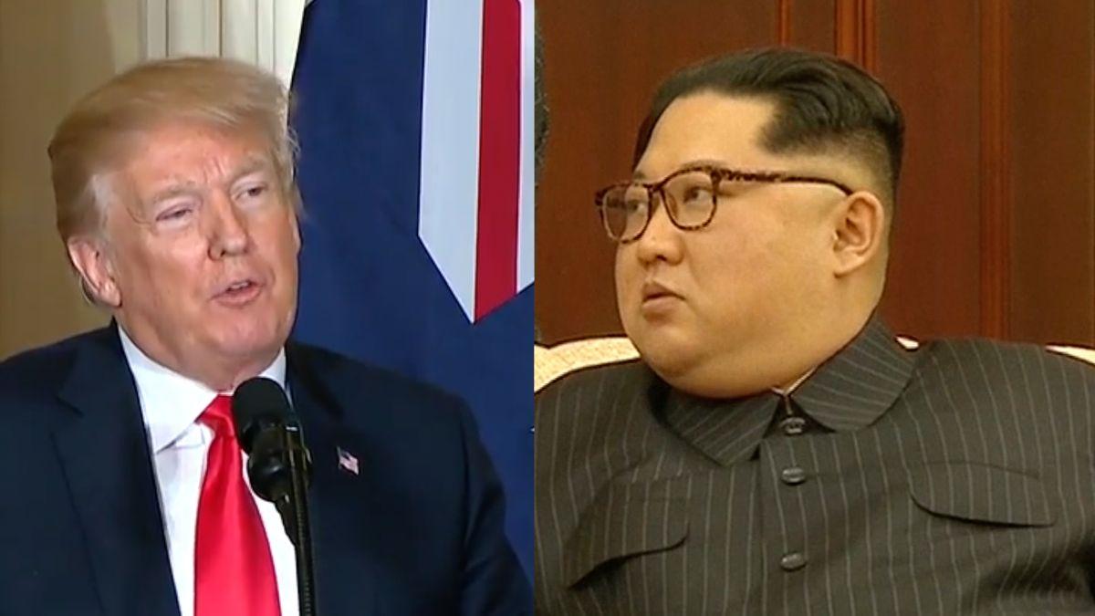 Trump připustil, že by se s Kim Čong-unem mohli sejít v plánovaném termínu
