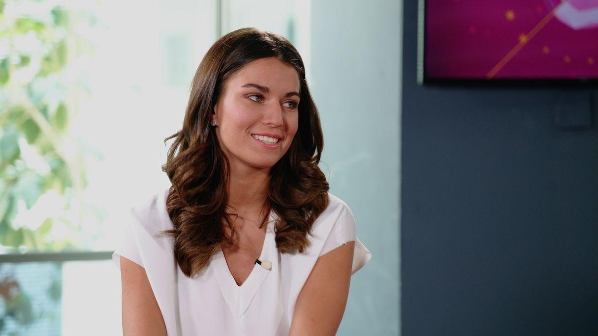 Na sociálních sítích chci být upřímná, říká Česká Miss Online Aneta Mitušinová