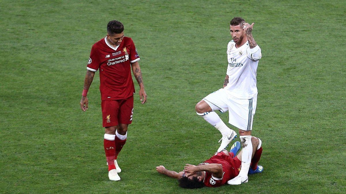 Jsi idiot, slyšel Ramos od Firmina. Nad výroky kapitána Realu Madrid se pozastavil také kouč Egypta