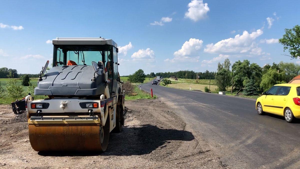 Rozkopané Česko. Hlavně cesta na jih bude v létě asi dlouhá