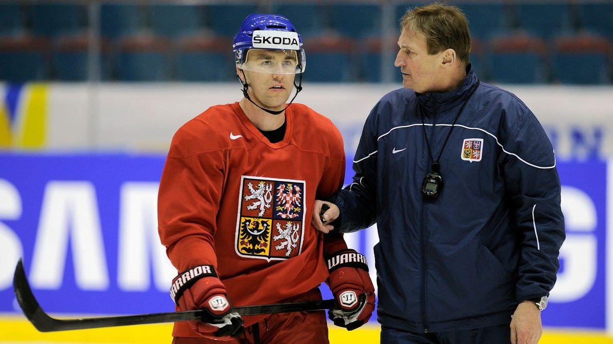 Marek Židlický se má vrátit k hokejové reprezentaci, Hadamczik si jej vytipoval jako asistenta