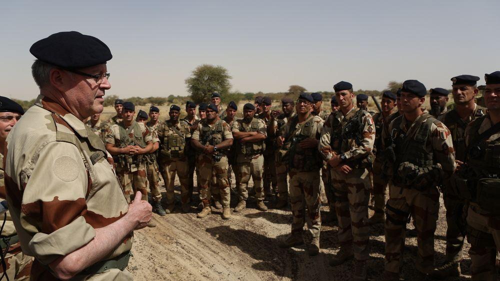 Spojené státy na Radě bezpečnosti OSN zamítly financování boje s islamisty v západní Africe