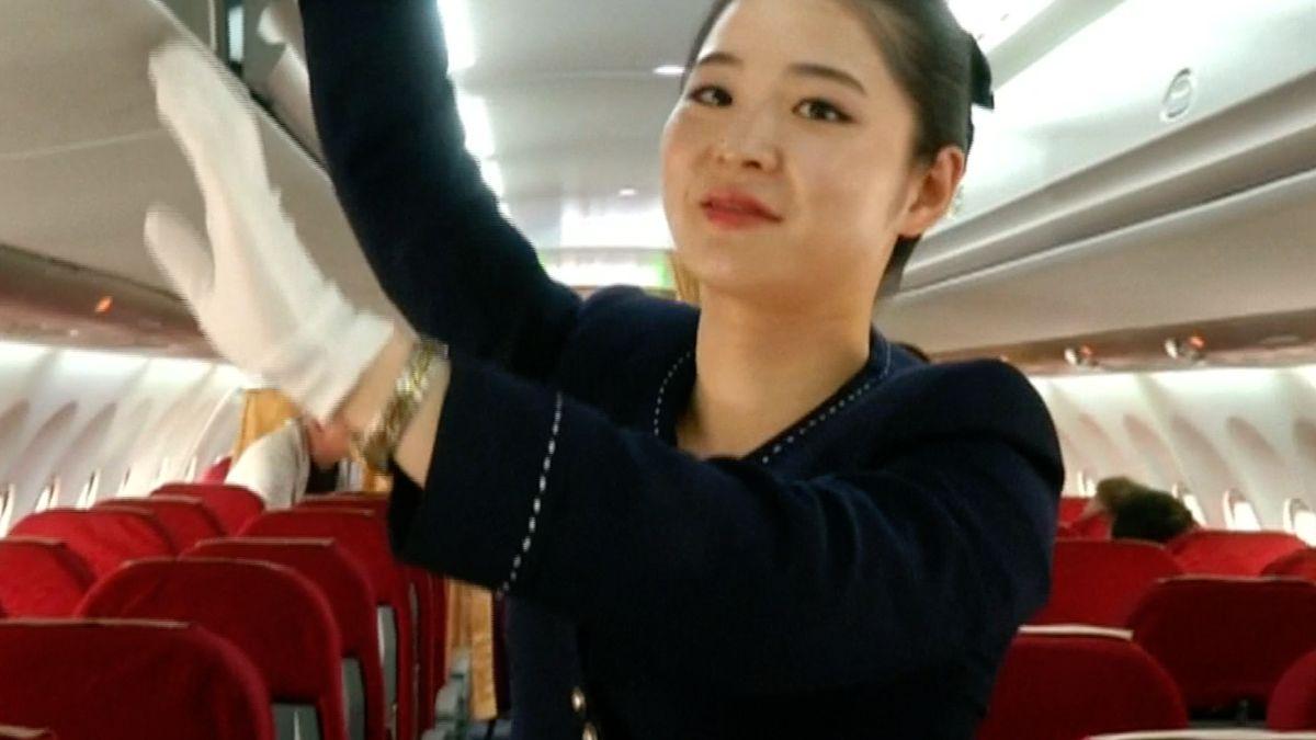 Air China obnoví pravidelnou linku z Pekingu do Pchjongjangu
