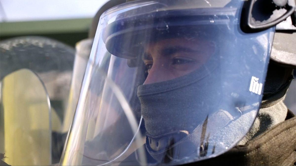 Show pro kamery. Rakousko nacvičovalo obranu hranice před migranty