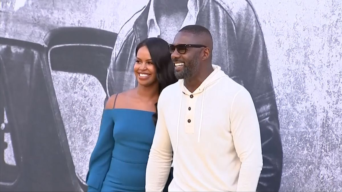 Agenta 007 neztvární herec tmavé pleti Idris Elba