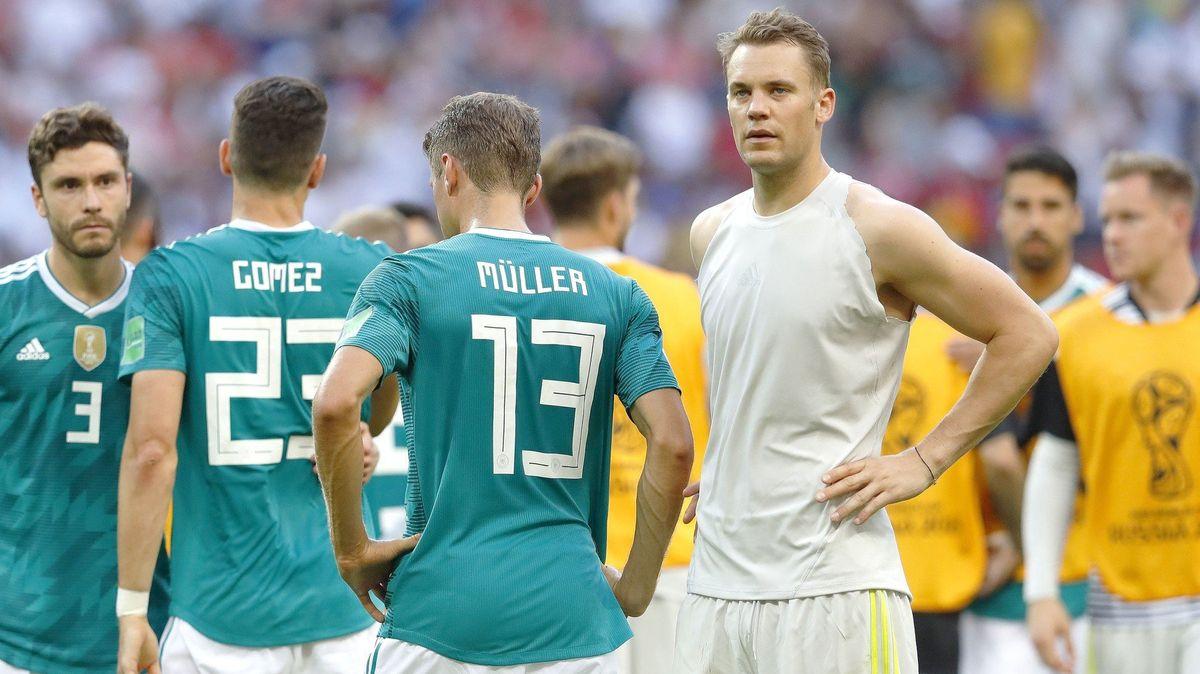 Největší ostuda v historii německého fotbalu, nebere si servítky Matthäus. Özila napadli fanoušci