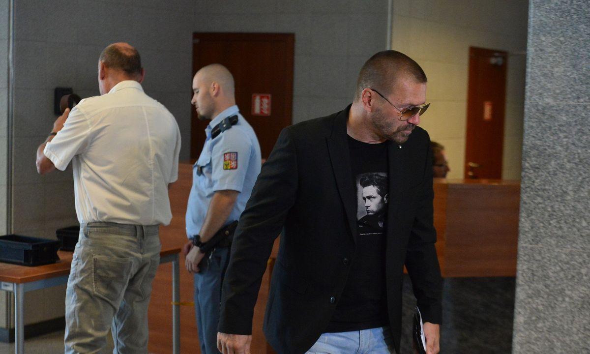 Řepka do vězení za falešné pornoinzeráty Erbové nepůjde, trest mu ale přitížil vdalším případu