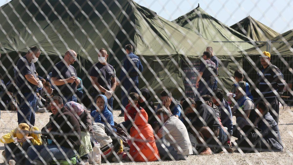 Po Bavorsku i Sasko. V Drážďanech by mohly být dvě záchytná centra pro migranty