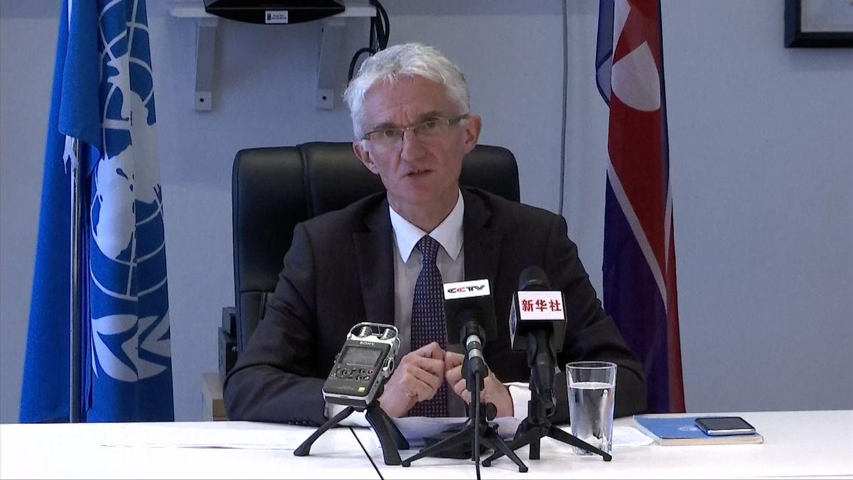 KLDR do země pustila zástupce OSN, kteří hlásí nedostatky na několika frontách