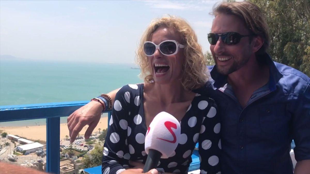 Moderátorka Kloubková o novém vztahu: Růžové brýle? Spíše souznění