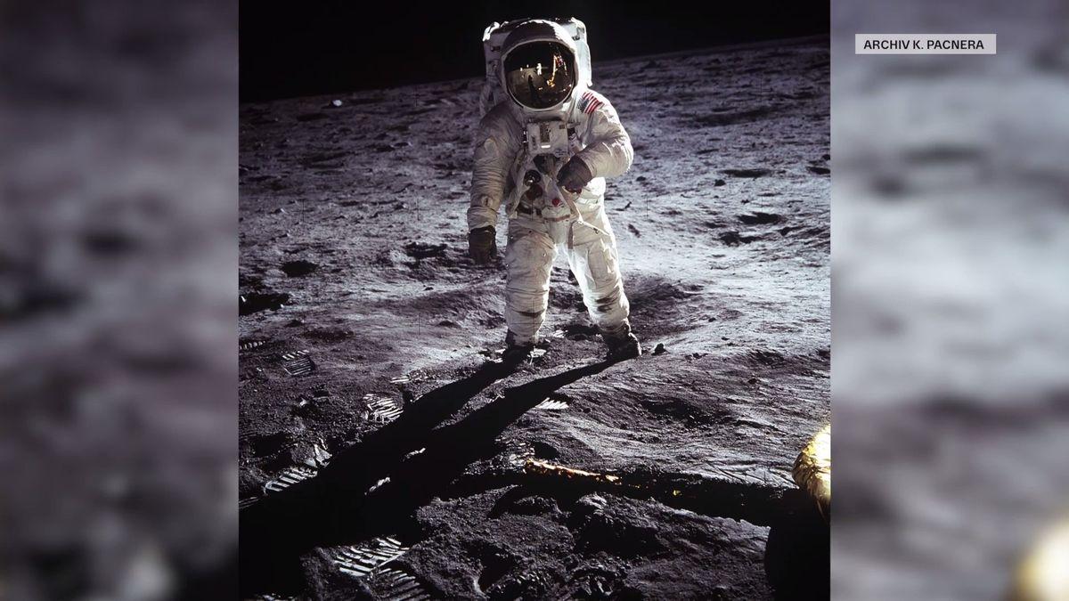 """Víkendový rozhovor: Jediný žijící Čech, který před 49 lety pozoroval let na Měsíc. """"Apollo 11 ohrozily dvě krize,"""" popisuje Karel Pacner"""