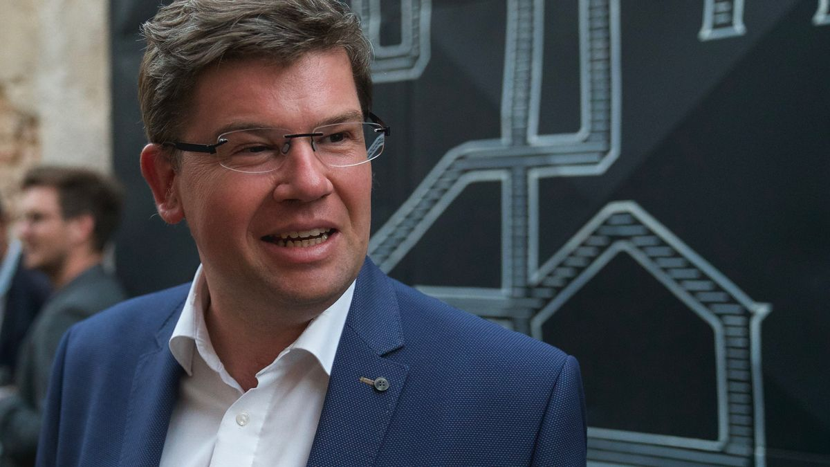 Končící šéf TOP 09Pospíšil se stal předsedou pražské organizace