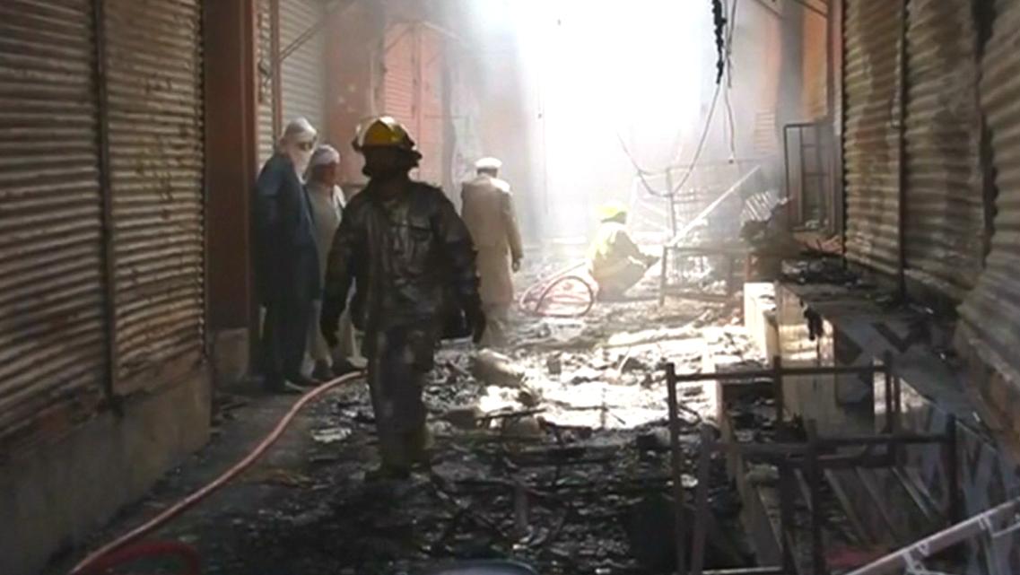 Při sebevražedném útoku v Kábulu zahynulo 48 lidí
