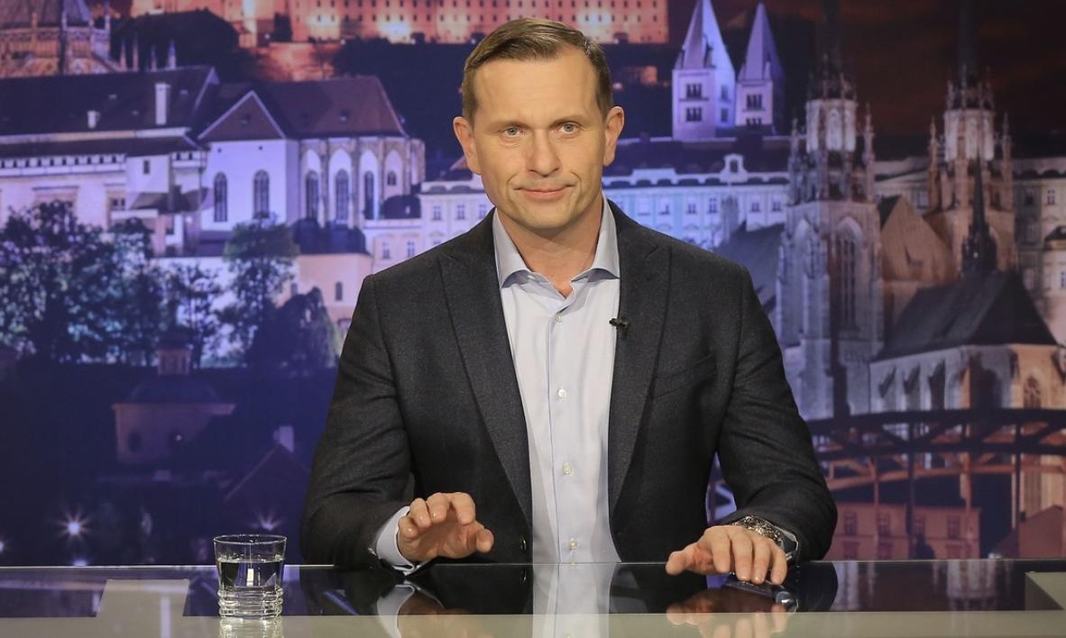 Absurdní, dělám satiru. Moderátor jedenácti pořadů Soukup se brání ČT, podala na něj trestní oznámení