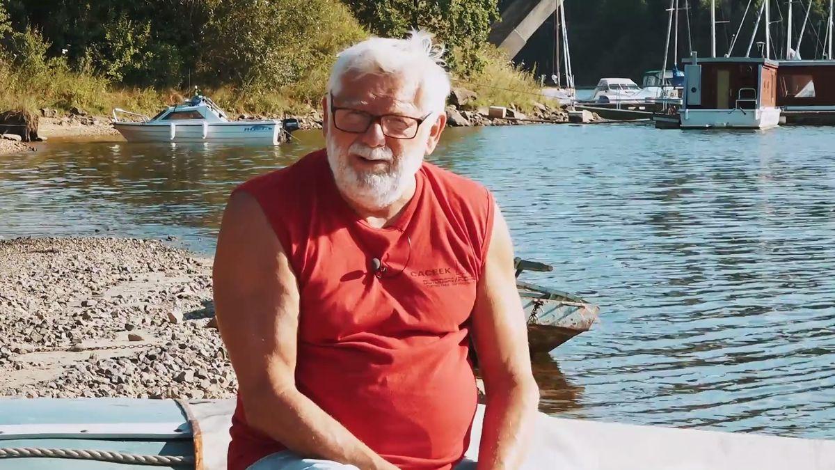 Moje místa: Osudová střelba v srpnu 1968 i vražedná tajemství Orlíku. S reportérem Josefem Klímou za dramatickými momenty jeho života