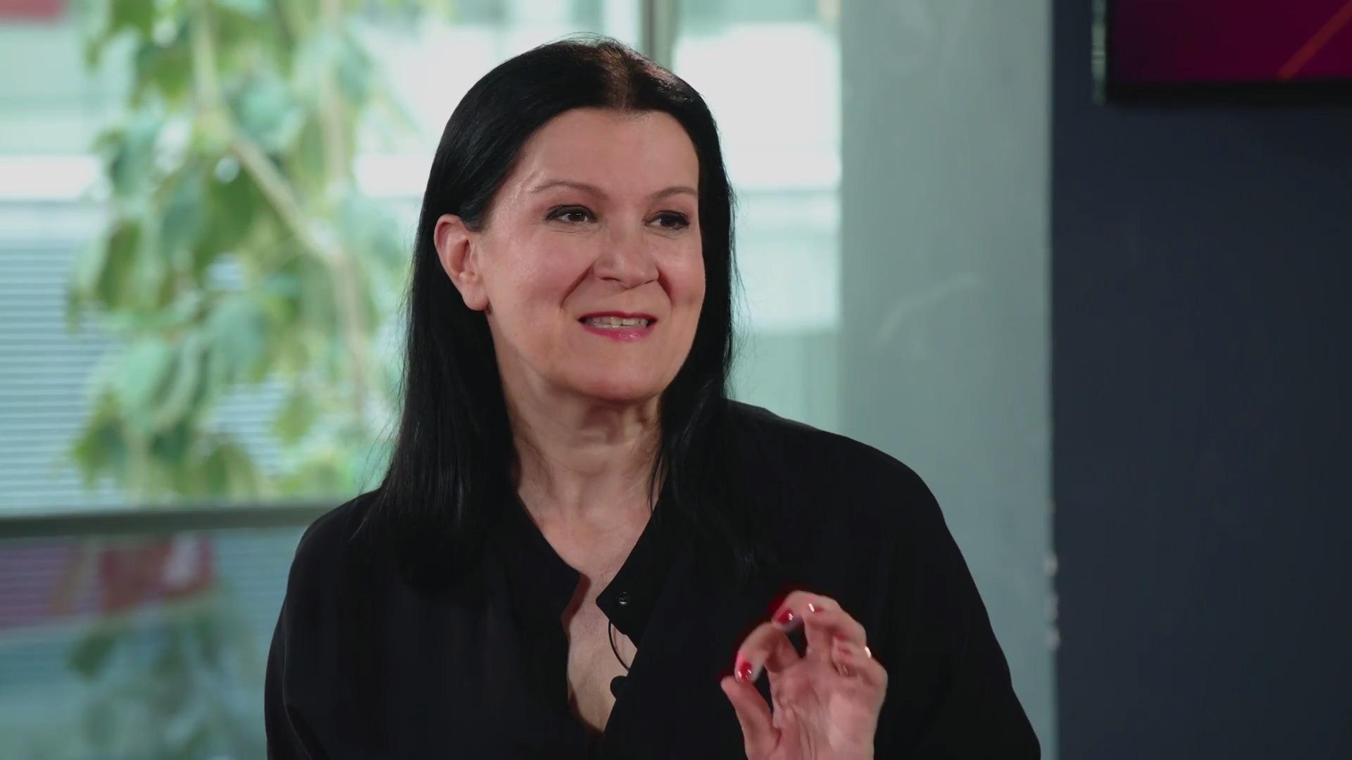 Návrhářka Taťána Kovaříková: Kromě džín a spodního prádla nosím výhradně svoji značku