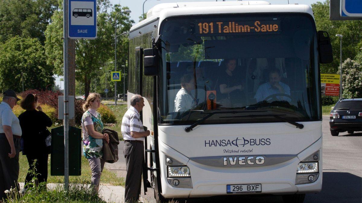 Estonsko zavedlo autobusy zdarma. Omezuje spotřebu fosilních paliv