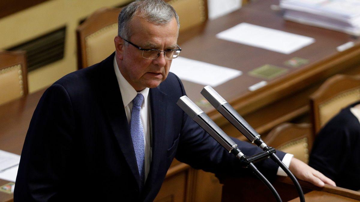 """Babiš označil Kalouska za """"ožralu"""" a """"zloděje"""", případ míří kdalšímu soudu"""