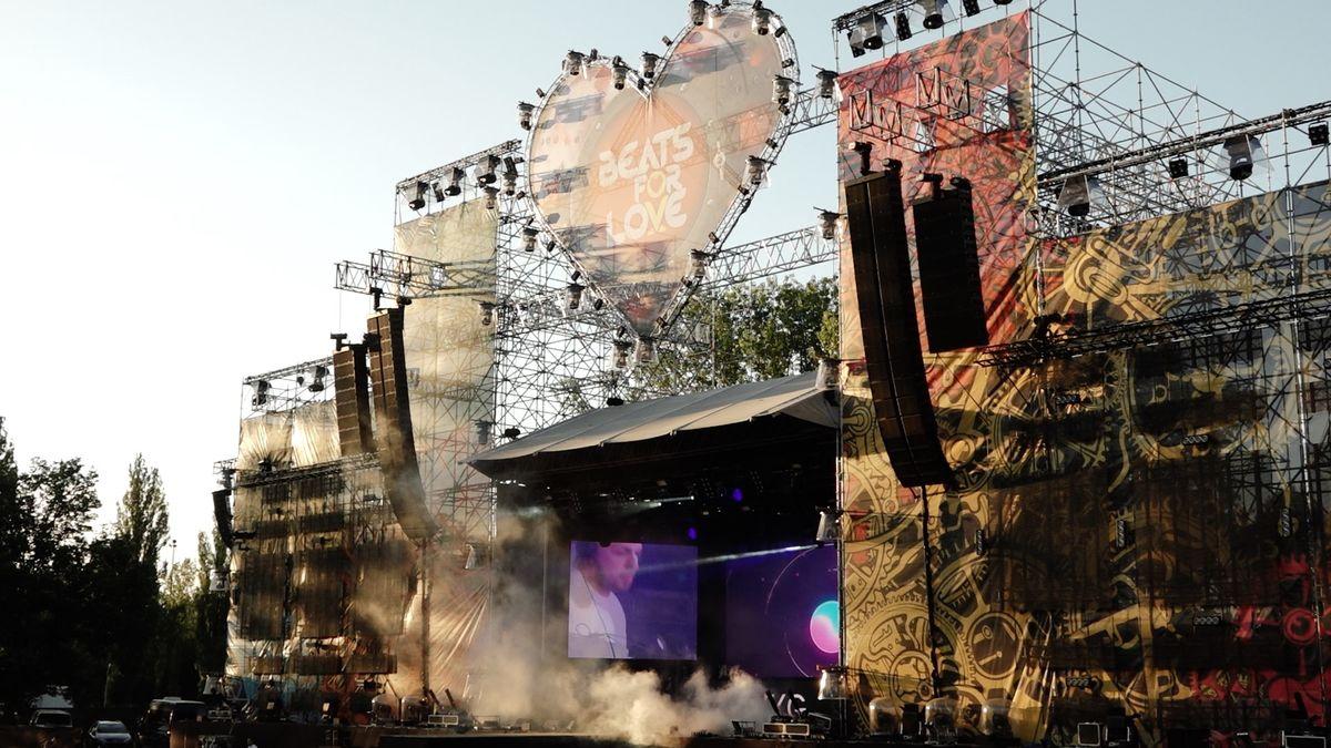 Skončil 6. ročník festivalu Beats for Love. Vítkovice se vrátily do klidu
