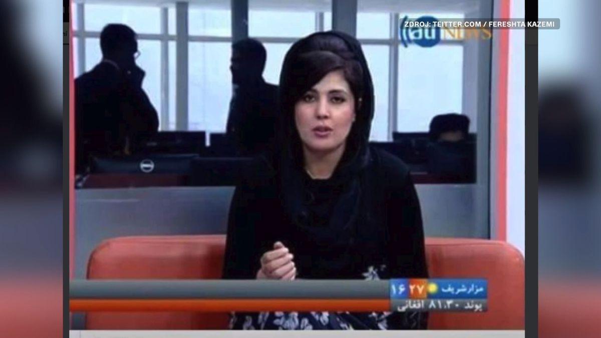 Afghánistán pobouřila vražda známé novinářky a političky. Vyhrožovali jí smrtí