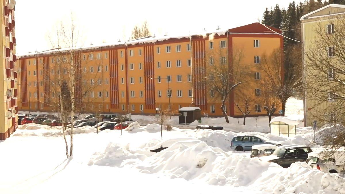 Více než deset bytů za dva a půl milionu korun. Rotava má plán na obchodníky schudobou