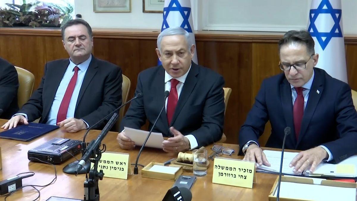Izrael a Palestina uzavřely dohodu oukončení agrese. Při víkendových útocích zemřelo přes 20lidí
