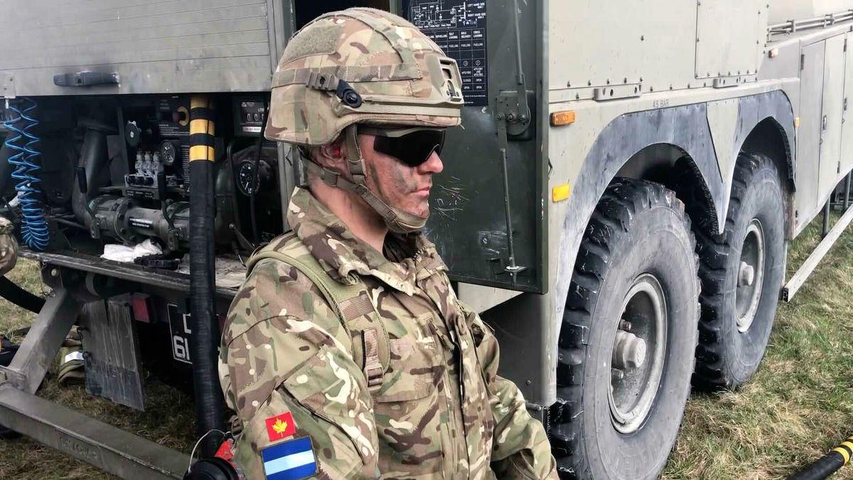 Tisíce vojáků NATO se vEstonsku účastní cvičení. Nechybí ani česká jednotka