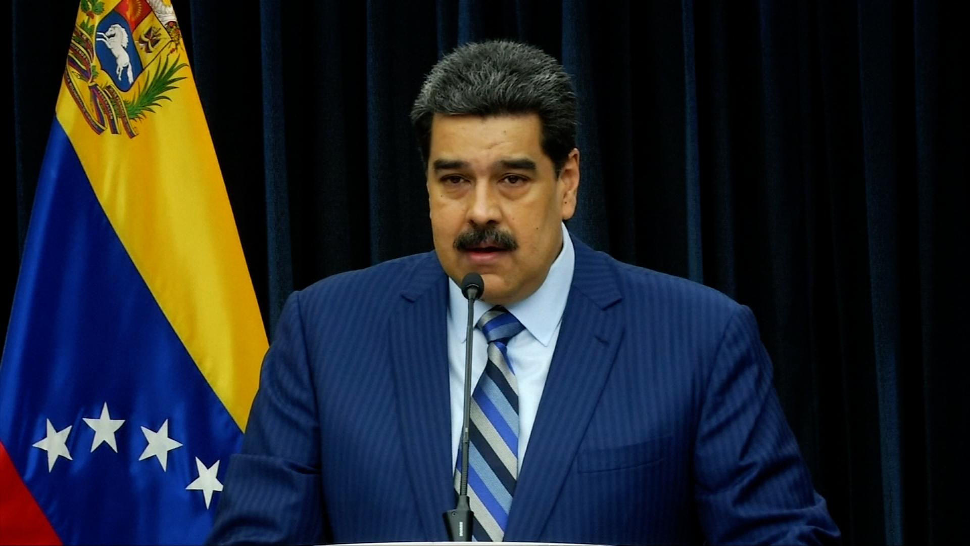 Chtějí mě zavraždit a svrhnout můj režim. Venezuelský prezident Maduro se znovu opřel do USA