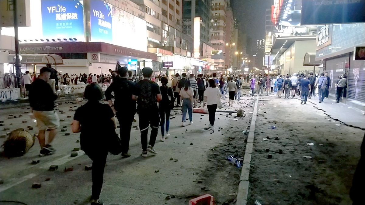 Hongkong čekají volby. Ukážou míru podpory protestů
