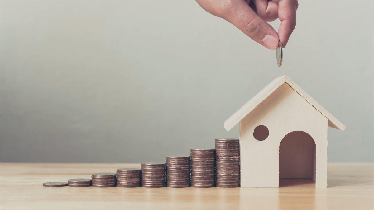Sazba hypoték se propadla, banky daly na úvěrech o6miliard méně než loni