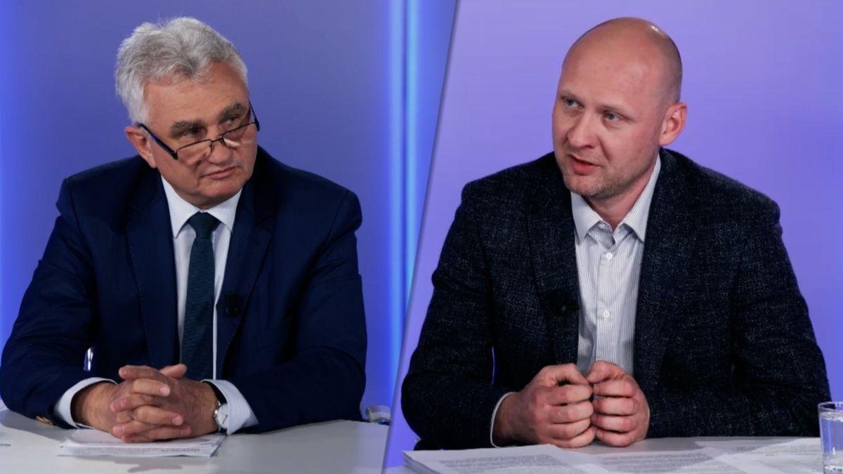 Duel: Neefektivní a nefunkční Česko? Politici nechápou roli NKÚ, kritizuje Babiše Wagenknecht