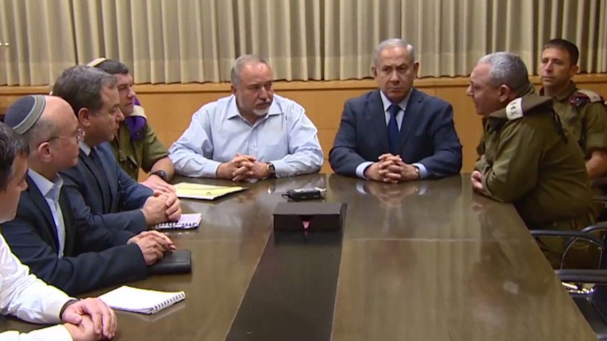Izraelský ministr obrany rezignoval kvůli uzavření příměří