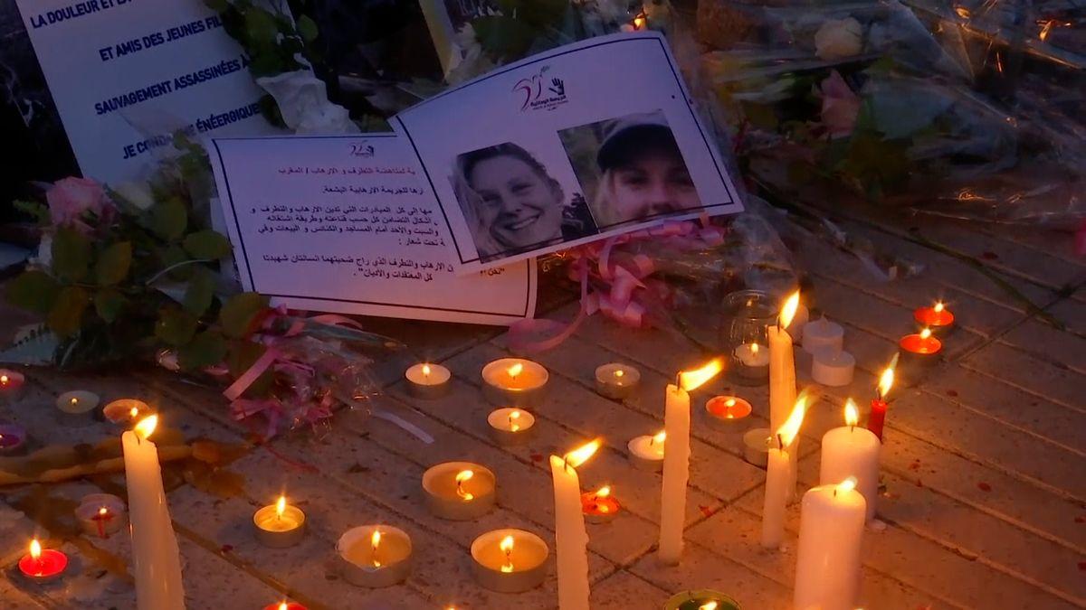 Marocké úřady obvinily kvůli brutální vraždě dvou skandinávských turistek patnáct osob