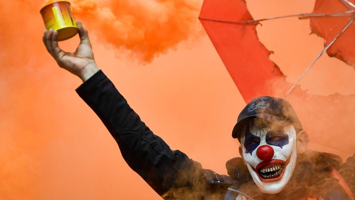 Stávka ve Francii se protáhne. Kolaps může být nejhorší za 25let
