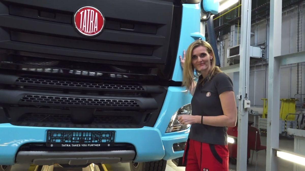 Byznys: Bude Tatra ještě někdy vyrábět osobní vozy? Avjakých zemích se české nákladní automobily montují?