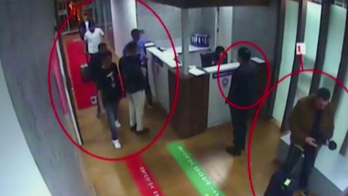 Takhle postupovali agenti, kteří měli rozřezat saúdskoarabského novináře