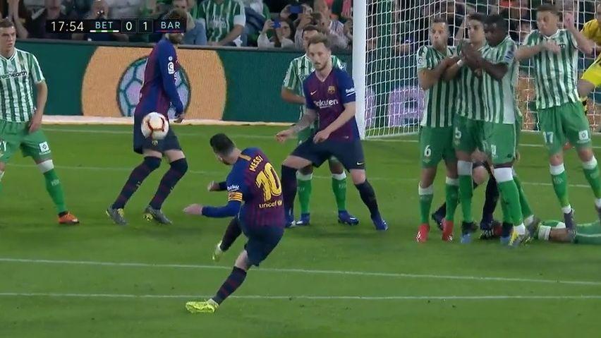 Neuvěřitelný Messiho kousek a návrat Liverpoolu