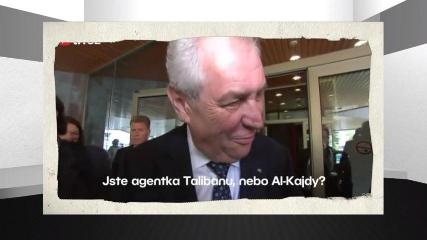 TOP 5anglicky mluvících českých politiků