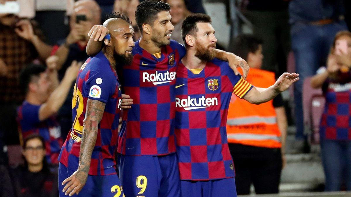 Tým, se kterým právě hraje Slavie: FC Barcelona doslova od Ado Z