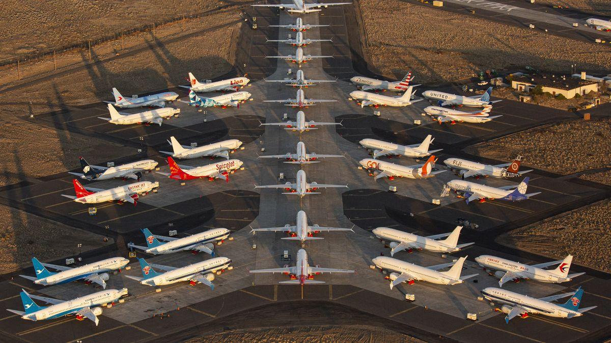 Drahý účet za Boeing. Potíže firmy mohou USA stát 100miliard dolarů