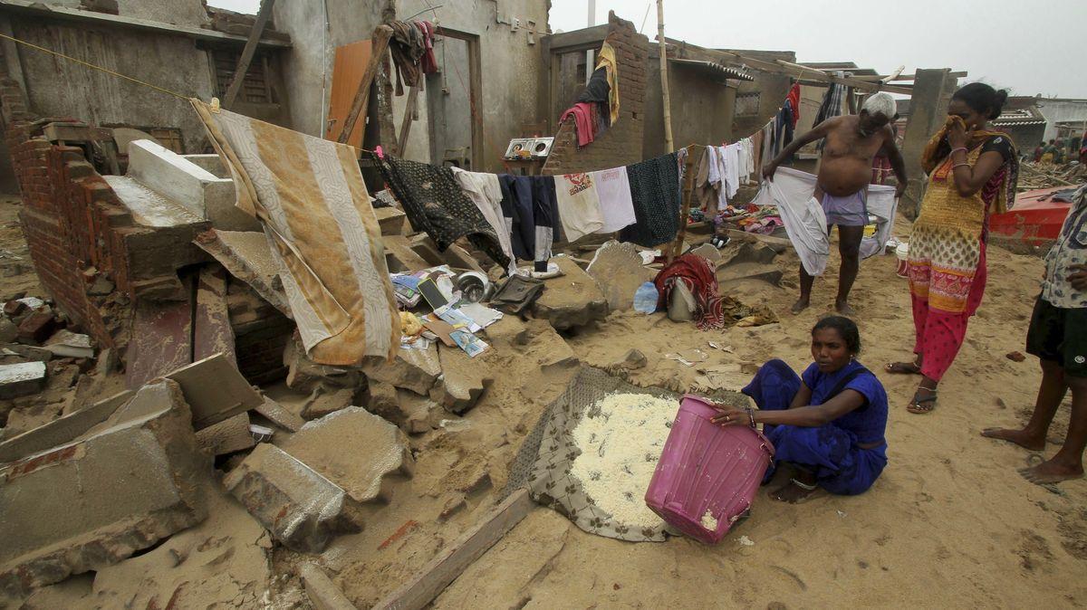 Tvrdá data oklimatické krizi: Extrémní počasí prolomilo další rekord