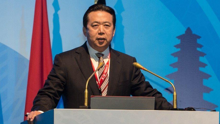 Šéf Interpolu zmizel po návštěvě Číny, možná zde čelí vyšetřování