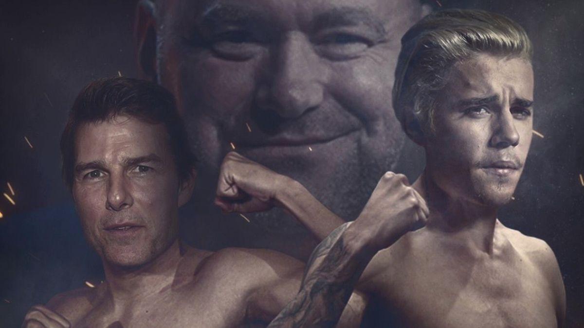 Justin Bieber vyzval Toma Cruise na souboj vkleci, zápas chce uspořádat známý irský bouřlivák