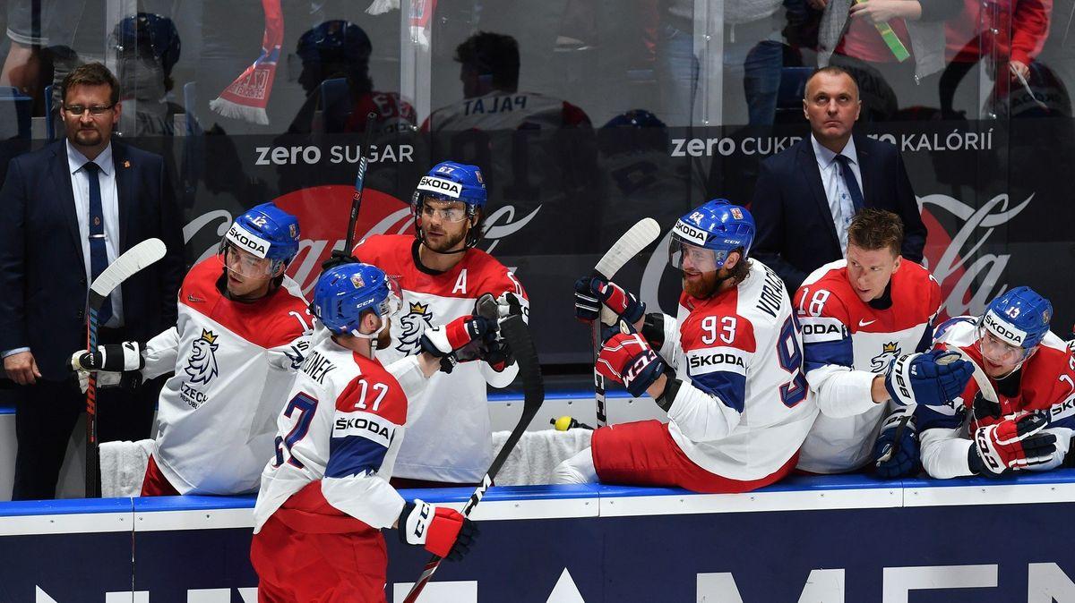 Vzpomínky vBratislavě ožívají: Češi na MS dominují, co na to klíčové osobnosti týmu?