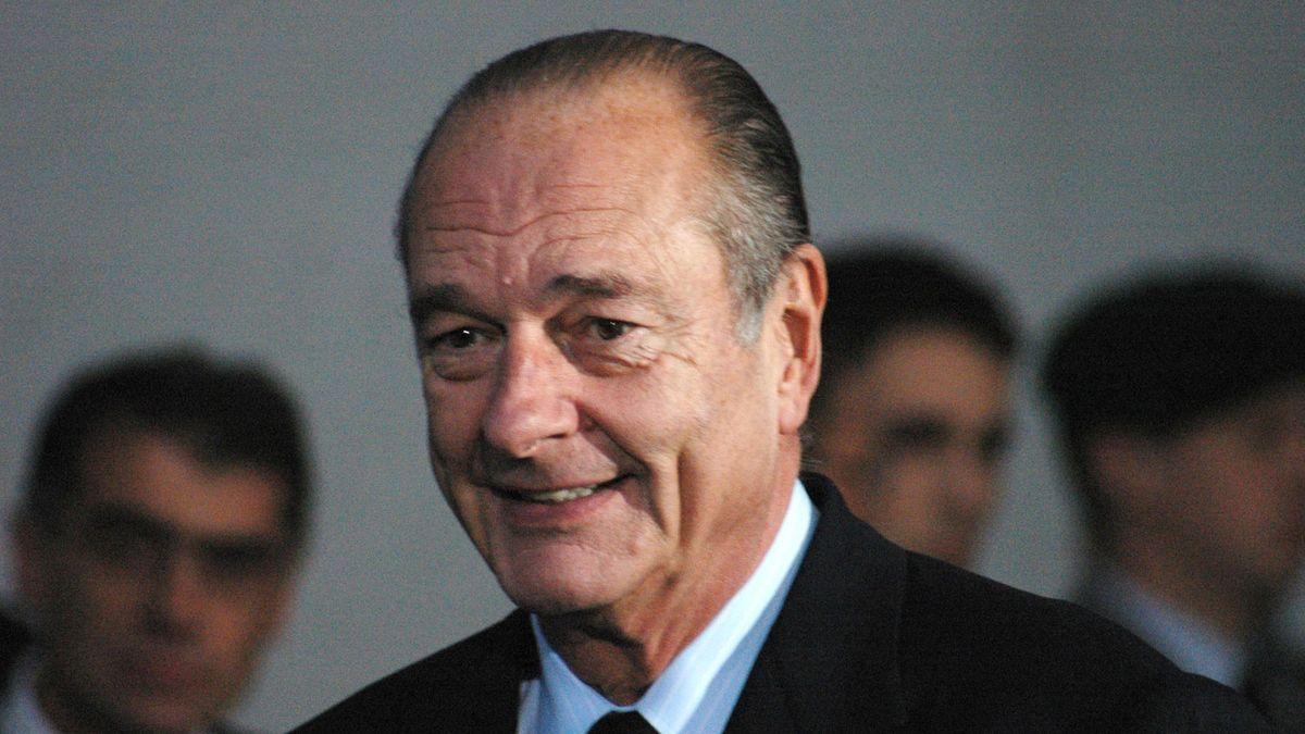Zemřel Jacques Chirac, bývalý prezident Francie